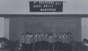 1977 - RASSEGNA DI CORI DI MONTAGNA AD ALME'